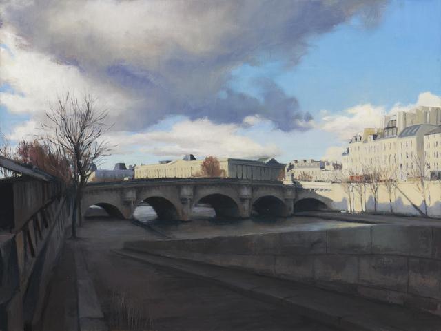 Jeff Bellerose, 'Seine', 2018, Paul Thiebaud Gallery