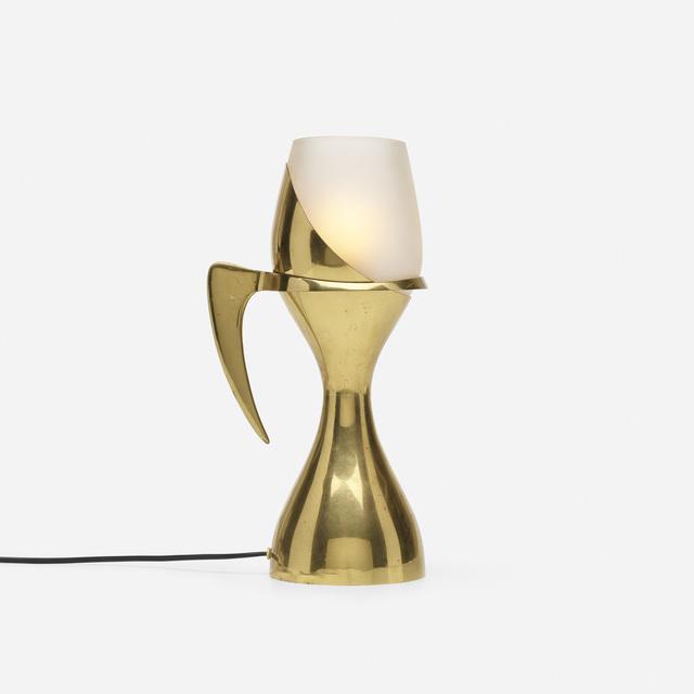 Max Ingrand, 'table lamp', c. 1950, Wright