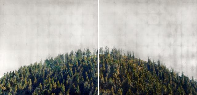 , 'Mount Bahna,' 2018, Gallery Henoch