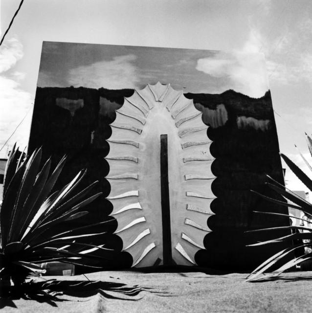 , 'Mandorla de la Virgen, Chalma,' 2000, Etherton Gallery