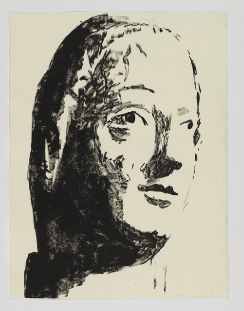 , 'The Face,' 2016, Galleri Bo Bjerggaard