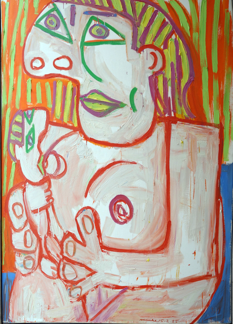 , 'Nach Picasso,' 1985, Konzett Gallery