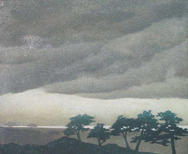 , 'De tormentas y tormentos,' 2006, MA arte contemporáneo