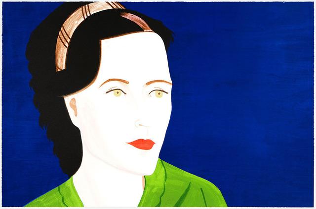 , 'Sharon,' 2009, Graphicstudio USF
