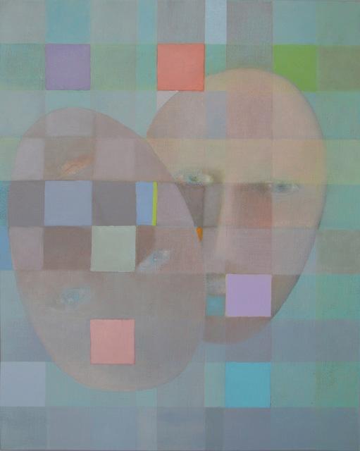 , 'Relationship in Contrast,' 2017, George Billis Gallery