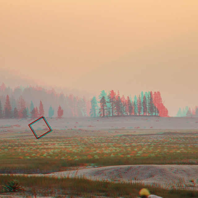 , 'Constructions 02 | Fire Lake,' ca. 2010, The Print Atelier