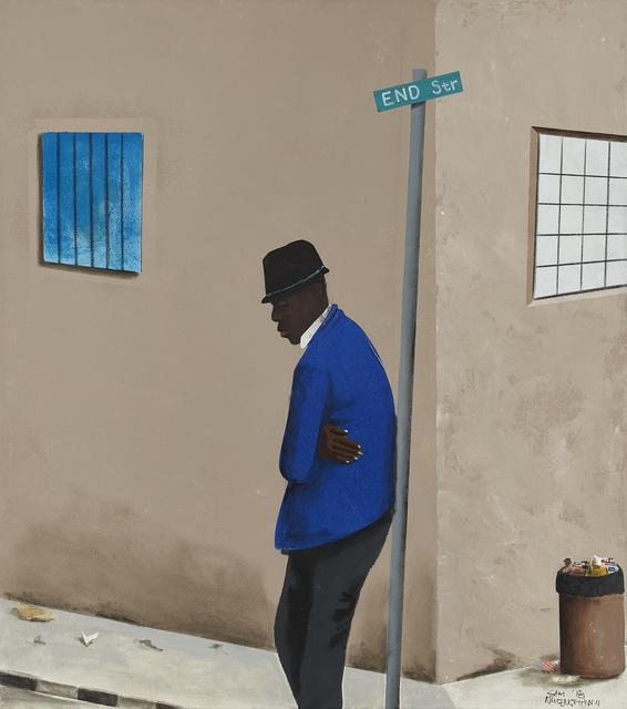 , 'Definitely Waiting for Someone,' 2018, Goodman Gallery