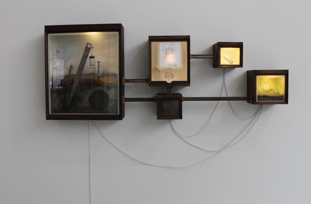 , 'Revival Field (Diorama),' 2013, Queens Museum