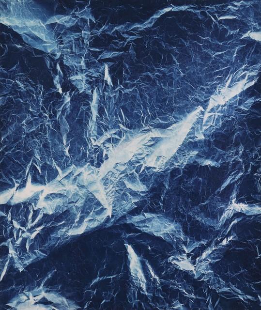 Wu Chi-Tsung, 'Wrinkled Texture 058', 2019, Galerie du Monde