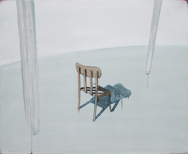 , 'The chair,' 2015, GALLERY SP