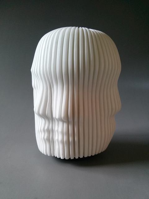 , 'HEAD-WHITE,' 2017, JJ Joong Jung Gallery