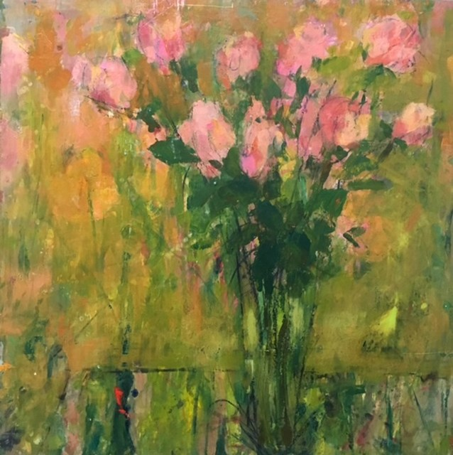 , 'Pink Tulips,' 2015, Quidley & Company