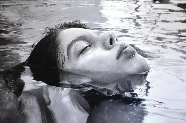 , 'Crossing the Sea,' , Rimonim Art Gallery