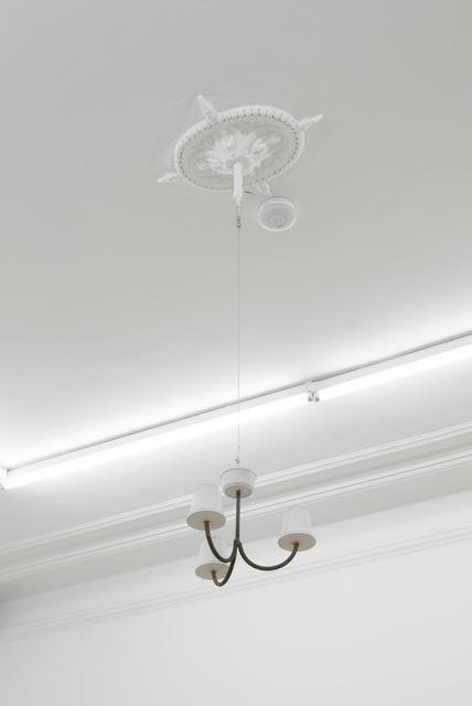 , '34 x 34 x 27,' 2007, Dvir Gallery