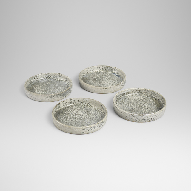 Aage and Kasper Wurtz, 'serving plates, set of four', Wright