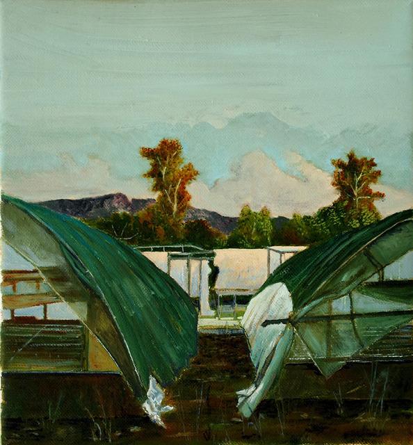 , 'Outside,' 2012, MIYAKO YOSHINAGA