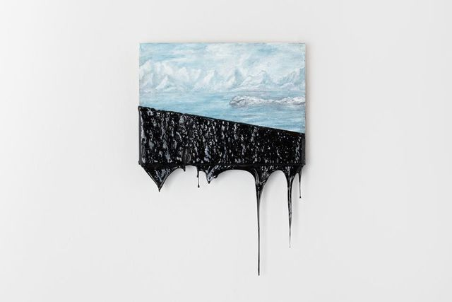 Minerva Cuevas, 'Iceberg', 2016, kurimanzutto