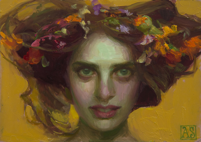 , 'Enchantress,' 2019, Gallery 1261