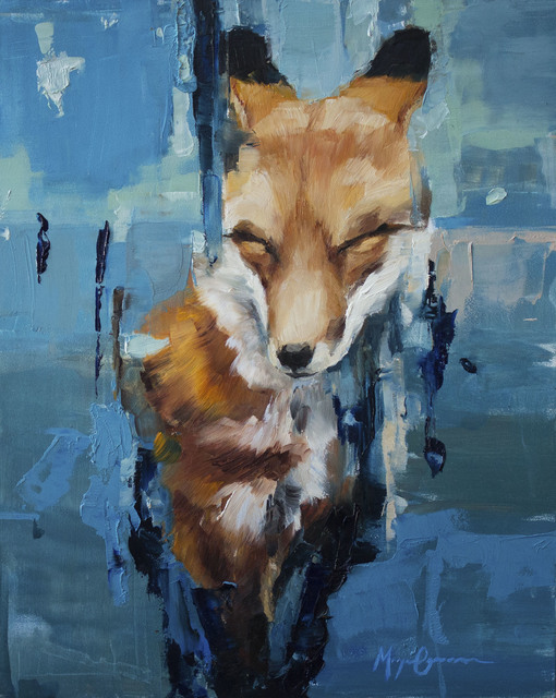 , 'Fox Suite: Allemande,' 2018, Abend Gallery