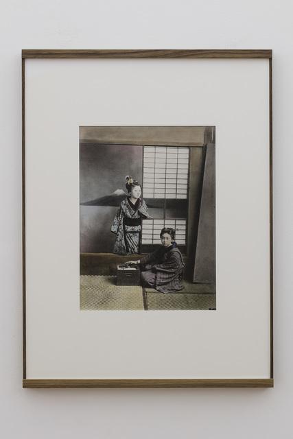 , 'Untitled,' 2018, Vistamare/Vistamarestudio