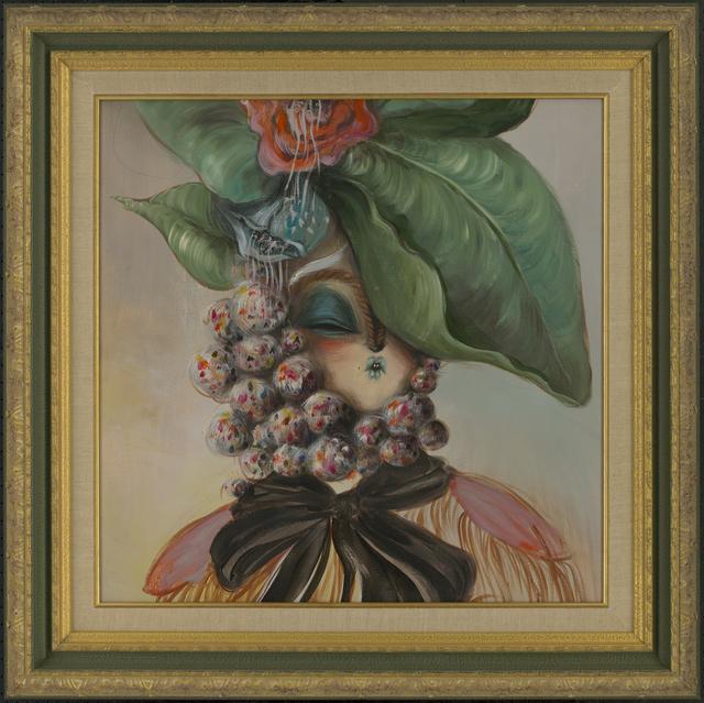 , 'Retrato Floral I,' 2016, Isabel Croxatto Galería