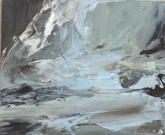, 'Moonlit Sea, Brindister,' 2018, Sladers Yard
