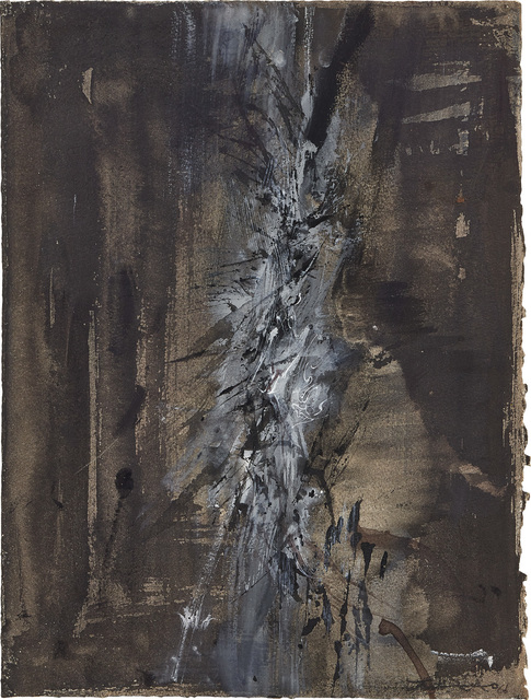 Zao Wou-Ki 趙無極, 'Composition', 1961, Phillips
