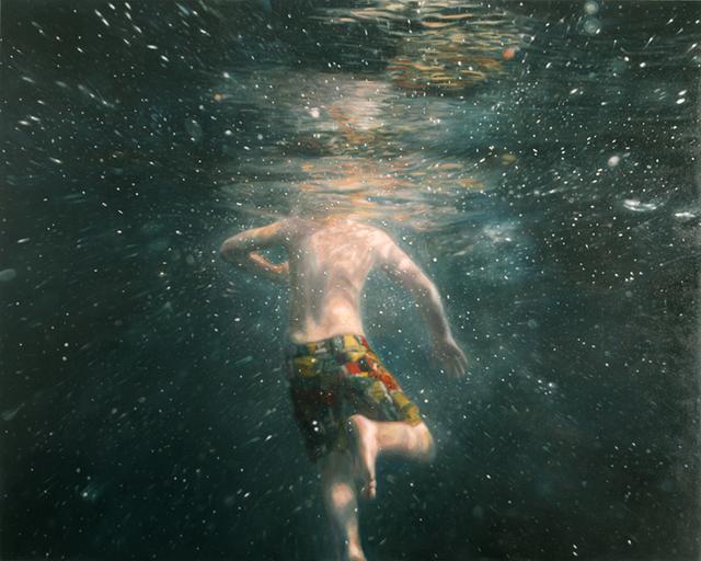 , 'Cosmic Reflection,' 2016, Abbozzo Gallery