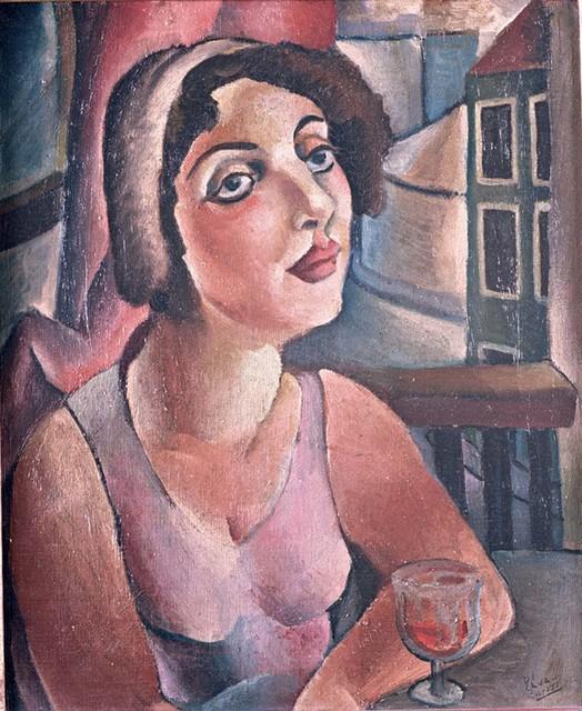 , 'Mesa de bar,' 1929, Museu de Arte Moderna (MAM Rio)