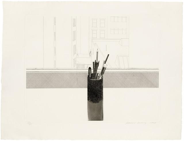 David Hockney, 'Still Life', 1969, Christie's