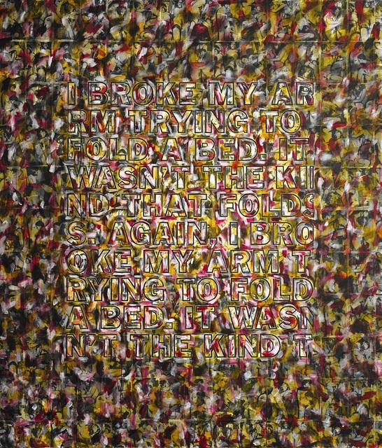 , 'Untitled,' 2010, Omer Tiroche Gallery