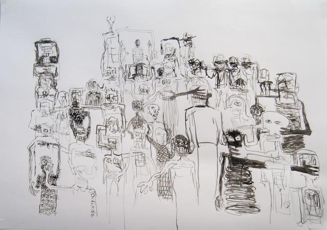 , 'Kgwenyape,' 2018, Bag Factory