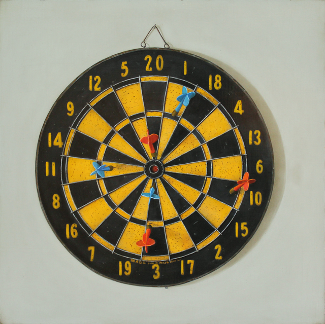 , 'Darts,' 2016, Mira Godard Gallery