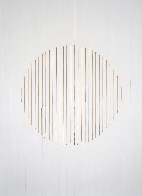 , 'Dawn (Gold),' 2013, BolteLang
