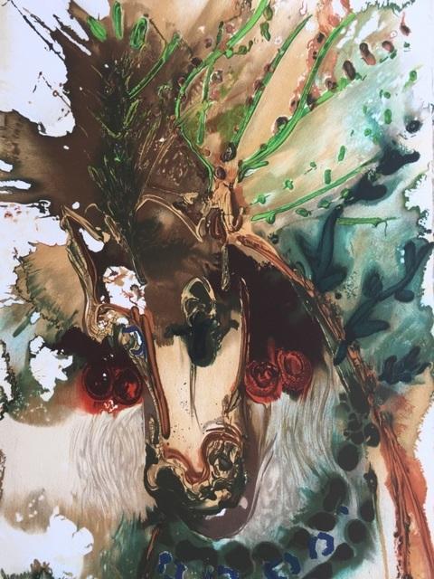 Salvador Dalí, 'Bucéphale', 1983, ByNewArt