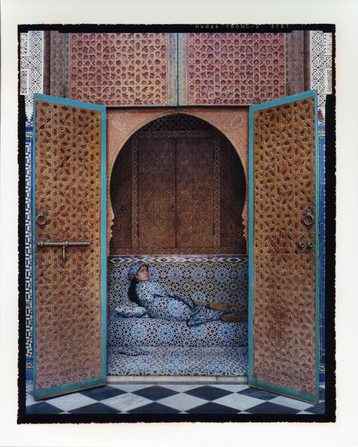 , 'Harem #8, from the series Harem,' 2009, de Young Museum
