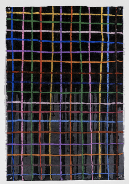 , 'UNTITLED (HAWAIIAN DRAWING),' 2002, Traver Gallery