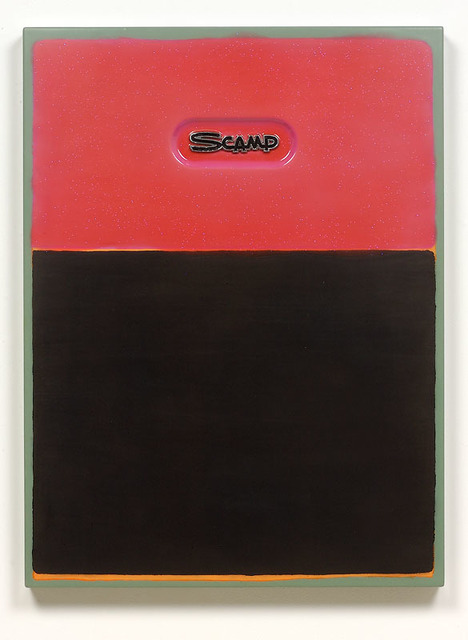, 'Transport/Scamp,' 2008, Catharine Clark Gallery