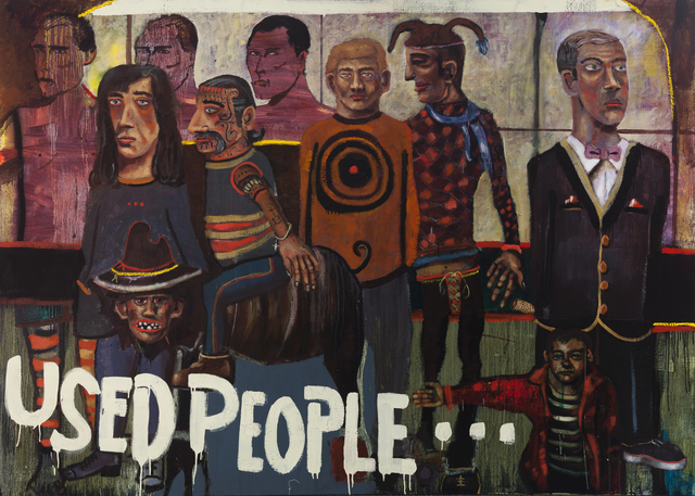, 'Used People ,' 2015, ACA Galleries