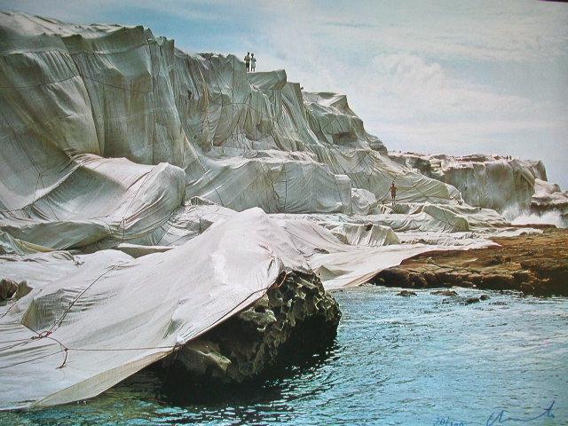 , 'Wrapped Coast: Little Bay, Australia,' 1969, Gilden's Art Gallery