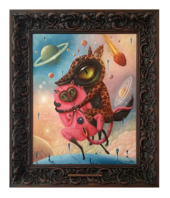 , 'Saturnalia,' 2016, Spoke Art