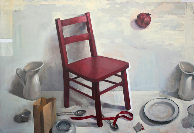 , 'Mercy Seat,' 2017, A Gallery