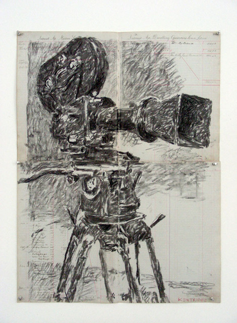 , 'Camera (Central Boiler Station),' 2010, Lia Rumma