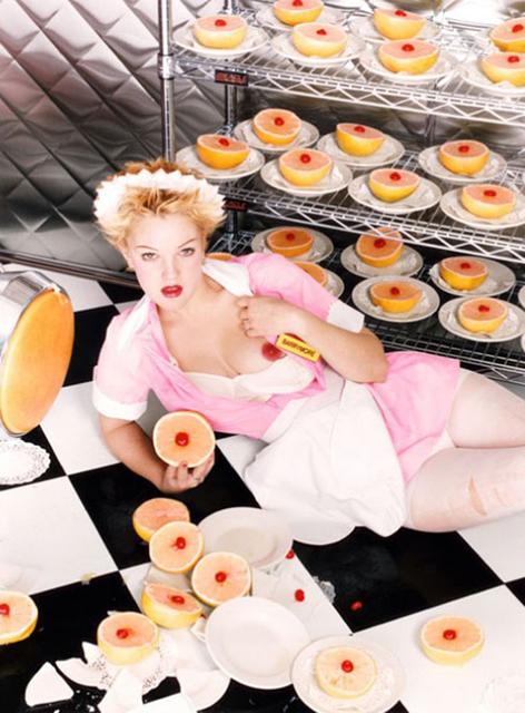 , 'Drew Barrymore: A Waitress,' 1995, Staley-Wise Gallery