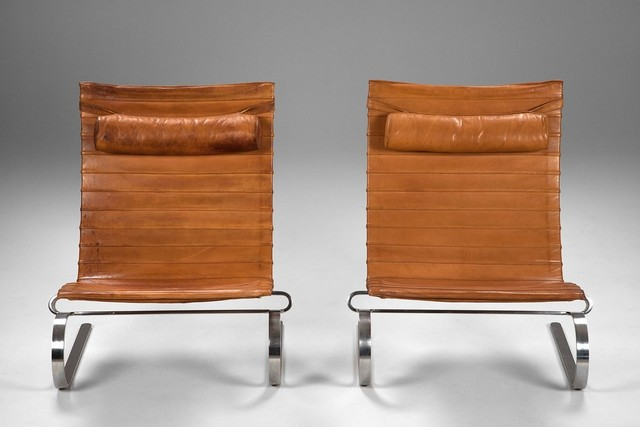 , 'Pair of PK20 Chairs,' ca. 1970, Jacksons