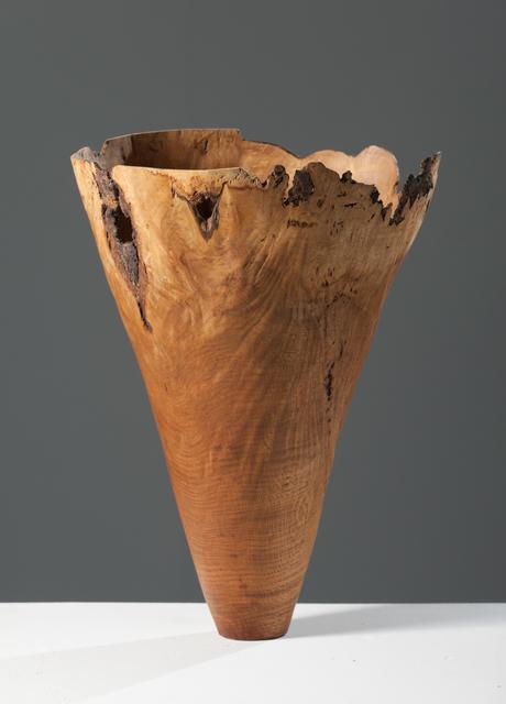 Anthony Bryant, 'Burr Oak Vessel 4', 2002, Bentley Gallery