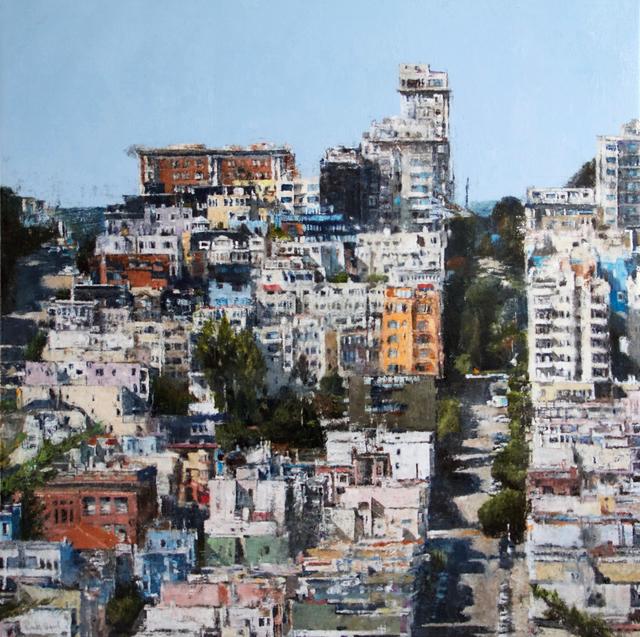, 'Ref. 1015 Untitled (City Color) II,' , Galerie Olivier Waltman | Waltman Ortega Fine Art