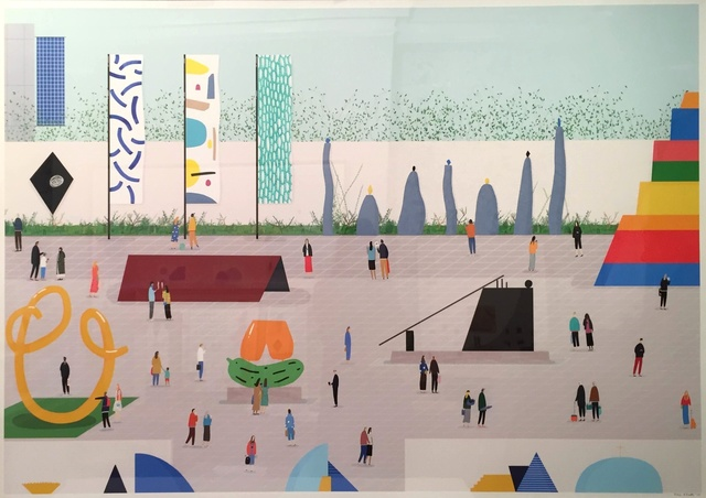 , 'Balancing Act,' 2015, Rebecca Hossack Art Gallery