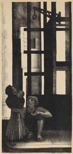 , 'Dialogue,' 1955, Dolan/Maxwell