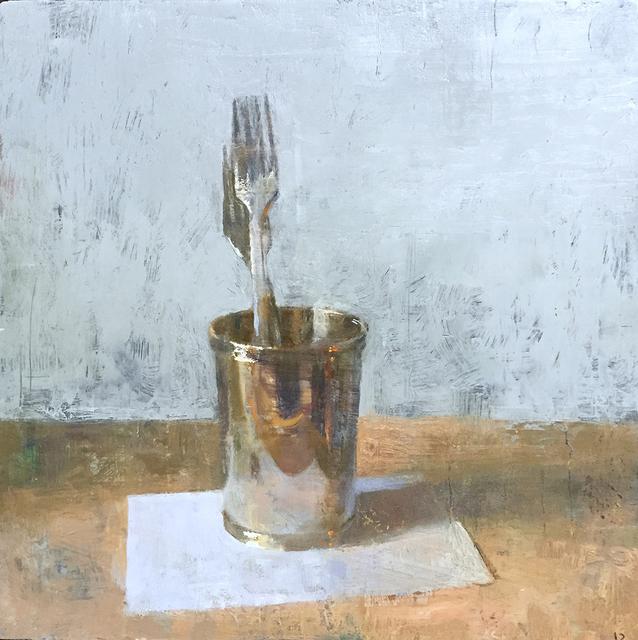 , 'Two Forks,' 2017, Somerville Manning Gallery